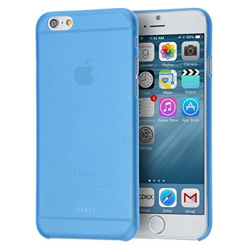 doupi UltraSlim Funda para iPhone 6 6S ( 4.7