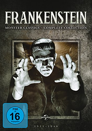 Frankenstein: Monster Classics - Complete Collection [8 DVDs]