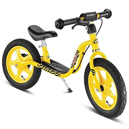 Puky Laufrad Standard mit Bremse gelb-schwarz