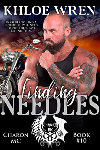 Finding Needles (Charon MC Book 10) (English Edition)
