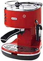 Delonghi Icona ECO311.R Pump Espresso Coffee Maker Red