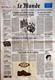 Telecharger Livres MONDE LE No 16085 du 13 10 1996 LES ARSENAUX A PARIS GARDANNE SUR SEINE CHANTAGE A MOSCOU LE MONDE BIPOLAIRE MARCHANDS D IMAGES PLACEMENTS LE RUGBY A L HEURE EUROPEENNE LA MAGIE BLUMENFELD CLAUDE GRISCELLI AU GRAND JURY L ENQUETE SUR L AFFAIRE DUTROUX RAVIVE LES PASSIONS EN BELGIQUE LE JUGE D INSTRUCTION POURRAIT ETRE DESSAISI LUNDI LES AMERICAINS SALUENT LA REUSSITE D AIRBUS LE CONSORTIUM EST EVALUE A PLUS DE 75 MILLIARDS DE FRANCS VITRY LA MUETTE DETERRE L HISTOIRE DE (PDF,EPUB,MOBI) gratuits en Francaise