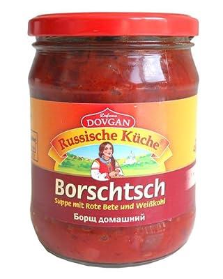 Dovgan Borstsch Russischer Gemüseeintopf, 5er Pack