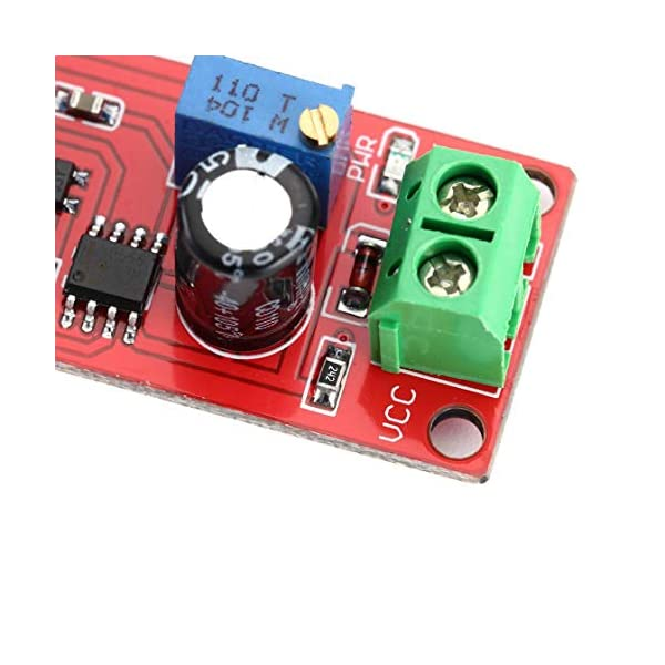 commutateur Ajustable Module de Relais temporis/é pour /équipement /électronique commutateur monostable /à retardement 12V pour Voiture