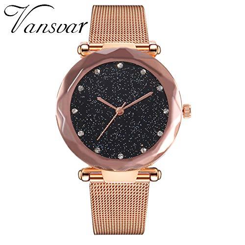JUSTSELL ▾ Uhren - Herren Edelstahl Mesh Armband Uhren Männer Geschäfts Klassisch 33mm Elegant Kleid Uhr Mit Zifferblat Analog Quarz Dünn Armbanduhr Gents