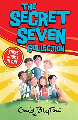 The Secret Seven Collection 1 (books 1-3) (Secret Seven Collections and Gift books)