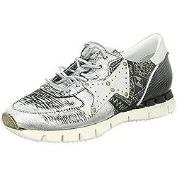 A.S.98 Sneaker 139125 nero/jeans/bianco