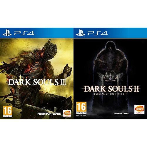 Dark Souls III + II: Scholar Of The First Sin