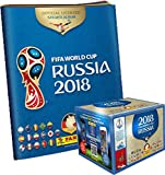 Panini WM Russia 2018 - Sticker - 1 Display + 1 Album
