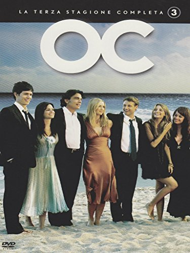 The O.C.Stagione03 [7 DVDs] [IT Import] (Messer Logan)