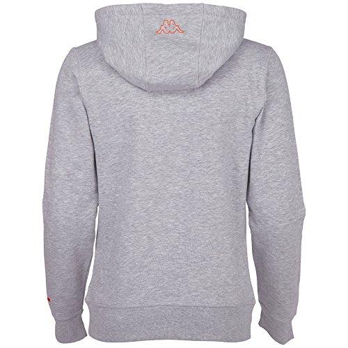 Kappa Damen Sweatshirt Zenia grey melange