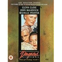 Dangerous Liaisons [1988] [DVD] by Glenn Close
