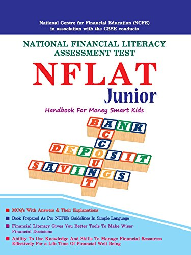 NFLAT Junior : National Financial Literacy Assessment Test (First Edition,2016)