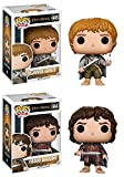 POP Funko The Lord Of The Rings: Samwise Gamgee + Frodo Baggins - Figure NEW