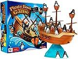 RAMIZ Geschicklichkeitsspiel Schiff mit Pinguinen