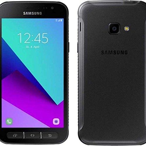 Image of Samsung 8806088680323 Smartphone Galaxy G390F Xcover4 (13MP Kamera, 16GB Speicher, 12,67 cm (5 Zoll)) schwarz