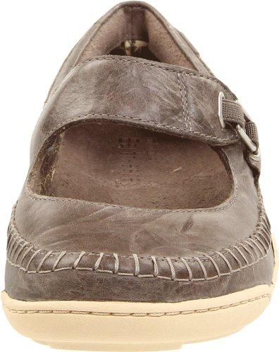 Timberland BARESTEP MJ 42624, Chaussures basses femme Gris granite