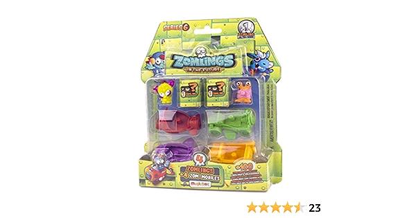 Magic Box MBXP00926 Zomlings Series 5 Race Blister Figure