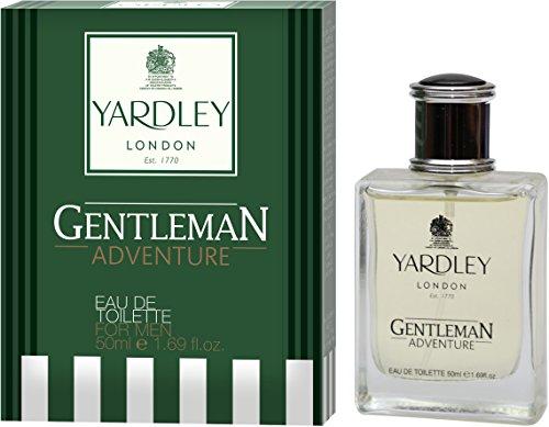Yardley London - Gentleman Adventure Eau de Toilette, 50ml