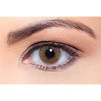Solotica Hidrocor Avela - lentillas de colores anuales - 1 par (2 undidades) …