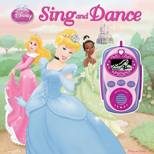 Disney Pricess: Sing and Dance (Digital Music Player ()
