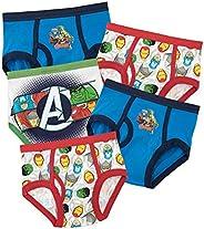 Marvel Biancheria Intima delle Ragazzi Avengers Confezione da 5