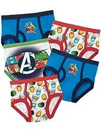 bfaa2344253e7c Amazon.co.uk  Marvel - Underwear   Boys  Clothing
