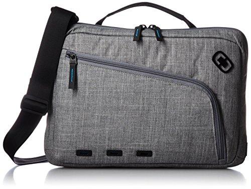 OGIO 111067.351 Newt Slim Case Static Mehrzweck Abteiltasche für Jede Art von Ausrüstung, 13 Zoll, Anzahl 1 (International Tasche Aktentasche)