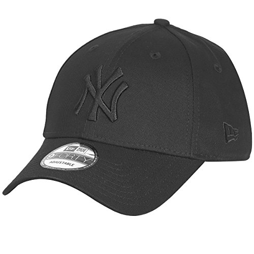 New Era League Esseantial 9Forty Adjustables NY YANKEES Schwarz Schwarz