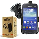 Celicious Dedicated Fit-In Car Suction Mount Holder for Samsung Galaxy S6 Edge