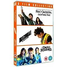 Percy Jackson And The Lightning Thief/Dragonball Evolution/...