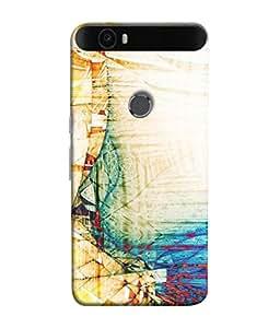 Fuson Designer Back Case Cover for Huawei Nexus 6P :: Huawei Google Nexus 6P (Girl Friend Boy Friend Men Women Student Father Kids Son Wife Daughter )