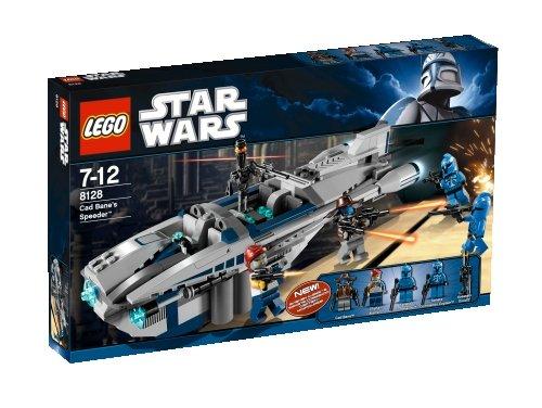 LEGO CAD BANE 's Speeder