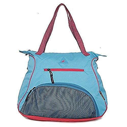 Fastrack Women's Sling Bag (Blue)  available at amazon for Rs.955