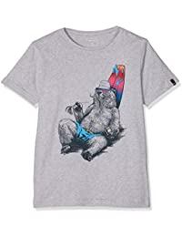 Quiksilver Sscltyolocamotl T-Shirt Garçon