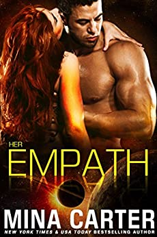Her Empath (Scifi Soldier Romance) by [Mina Carter]