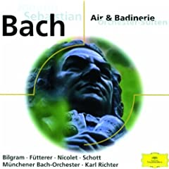 J.S. Bach: Suite No.2 In B Minor, BWV 1067 - 5. Polonaise