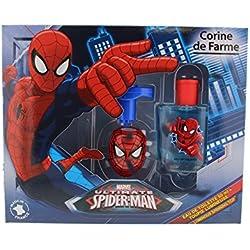 Corine de Farme Coffret Spiderman Eau de Toilette + peonza luminosa 50ml