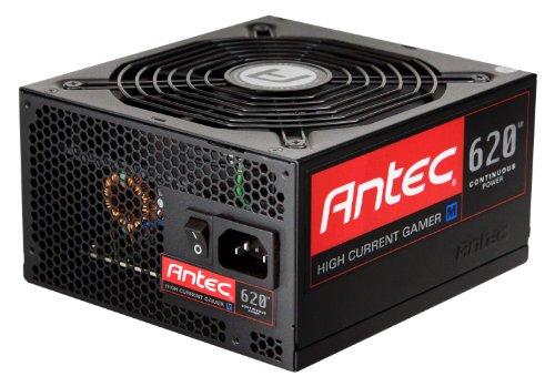 Antec HCG 620 MEC Alimentatore 620W Bronze 80+, Nero