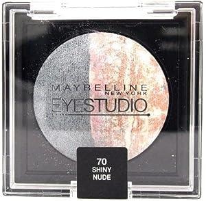 Maybelline EyeStudio Color Cosmos Marbleised Baked Duo Eyeshadow 70 Shiny Nude