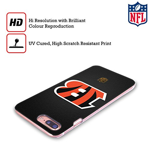 Offizielle NFL Fussball Cincinnati Bengals Logo Ruckseite Hülle für Apple iPhone 6 / 6s Fussball