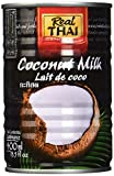 Real Thai Kokosnussmilch, 6er Pack (6 x 400 ml)