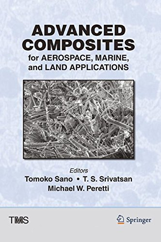 Advanced Composites for Aerospace, Marine, and Land Applications (The Minerals, Metals & Materials Series)