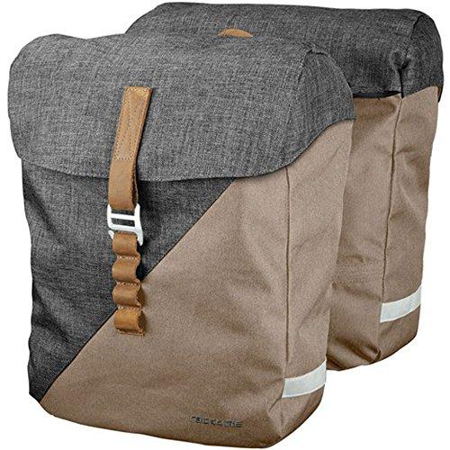 Racktime Unisex Heda System Tasche grau