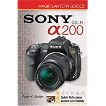 Magic Lantern Guides: SONY DSLR A200