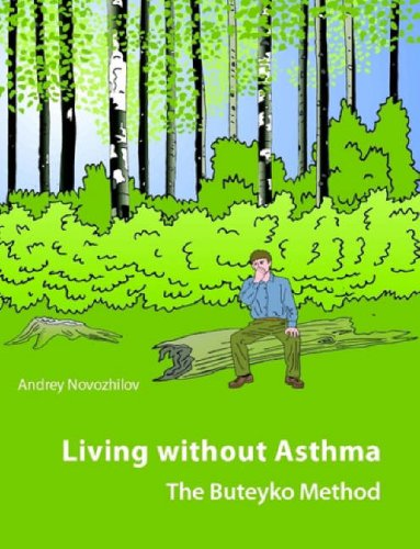 Living without Asthma Cover Image