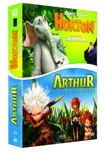 Horton + Arthur et les Minimoys