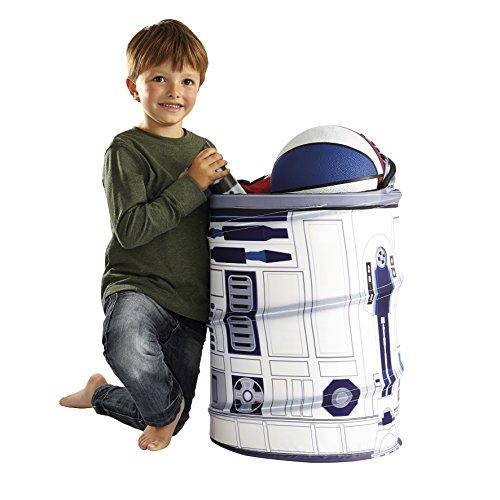 Meilleure offre de prix Worlds Apart Stars Wars – Rangement Pop up en Forme – Star Wars – La Guerre des étoiles – Disney