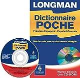 Longman dictionnaire Poche, français-espagnol / español-francés : mucho más que un diccionario bilingüe (Longman Di