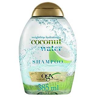 OGX Coconut Water Shampoo, 1er Pack (1 x 385 ml)
